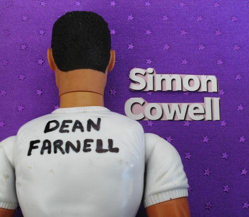 SIMON COWELL SLEEVE